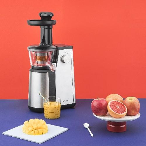 H.Koenig GSX12 Estrattore di Succo a Freddo, Frutta e verdura, Spremitura Lenta