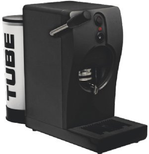macchina caffe cialde MOD. TUBE 220V NERA