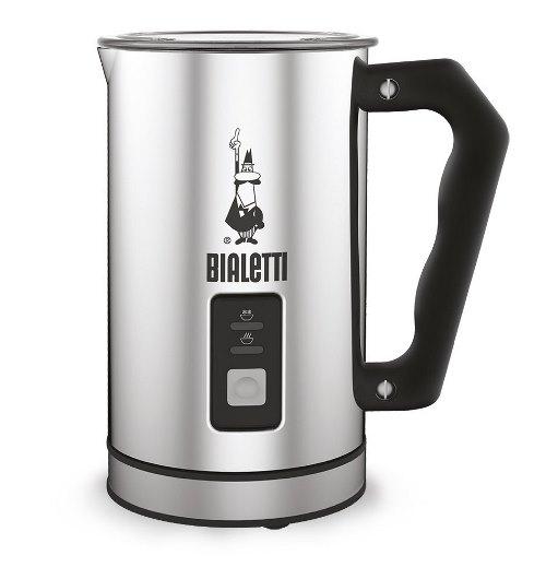 Bialetti Milk Frother, Montalatte elettrico, Acciaio inox
