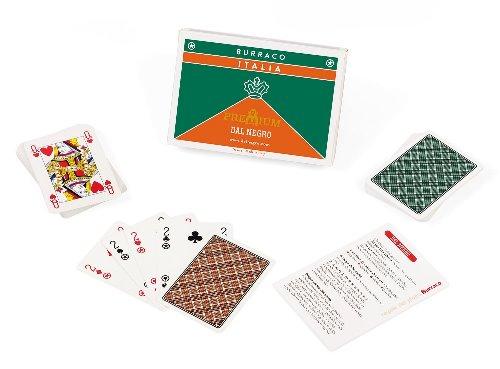 carte dal Negro per gioco burraco