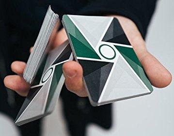 SOLOMAGIA Mazzo di Carte Virtuoso FW17 Playing Cards - Mazzi di Carte da Gioco - Giochi di Magia