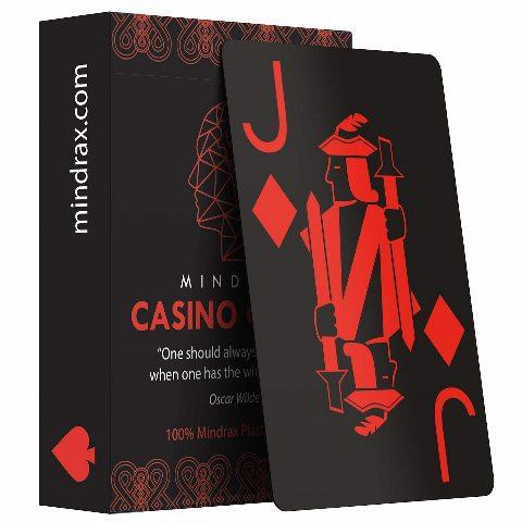 Carte da poker professionali Mindrax