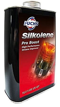 additivo benzina fuchs silkolene octane booster pro