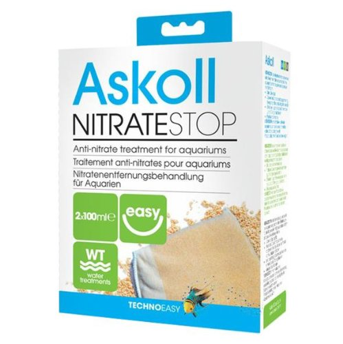 resina anti nitrati per acquari: Askoll Nitrate Stop