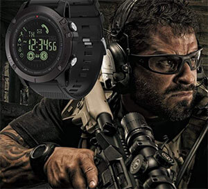 x tactical watch orologio multifunzione